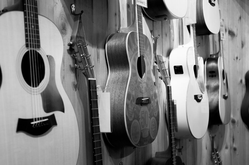 music shops in Glasgow